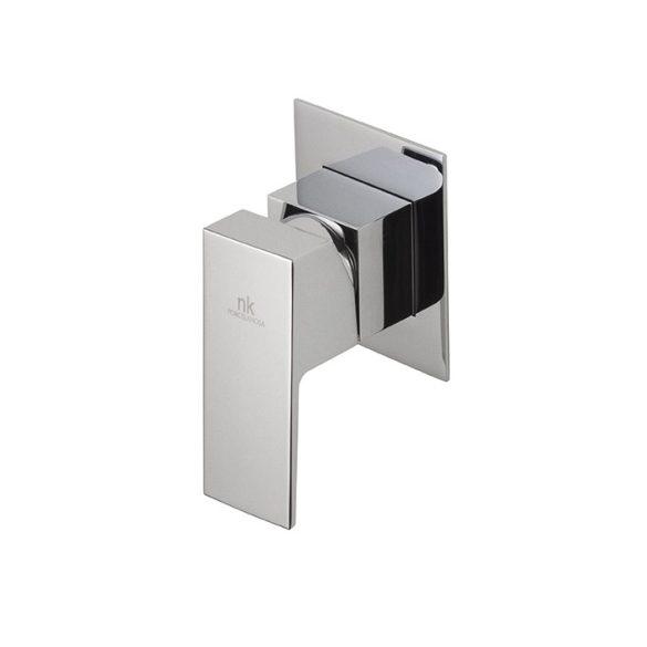 Porcelanosa Square beépíthető egykaros zuhanycsaptelep