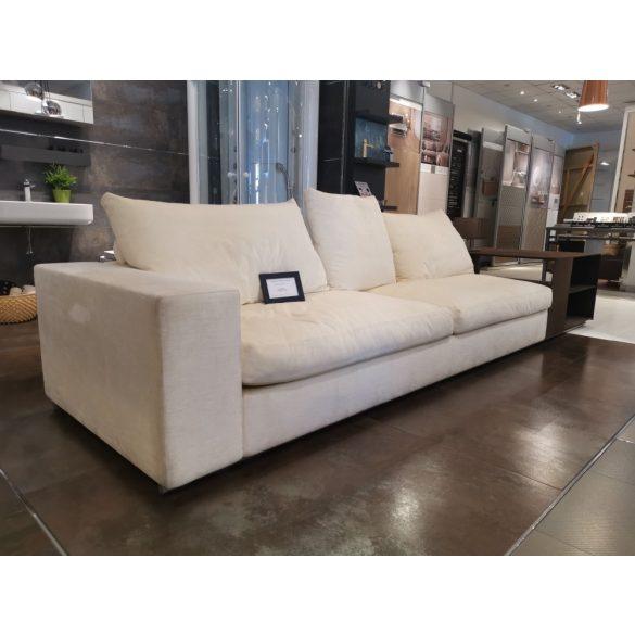Flexform Groundpiece kanapé bőr borítású asztallal